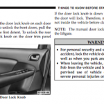 Dodge Journey owner's manual