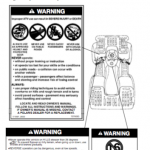 Polaris owner's manual
