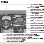 Honda handbook user's guide
