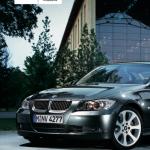 BMW user's manual