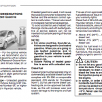 Hyundai Getz user's guide