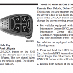 Jeep owner's manual