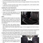 Dodge Grand Caravan handbook manual