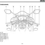 Yamaha users manual