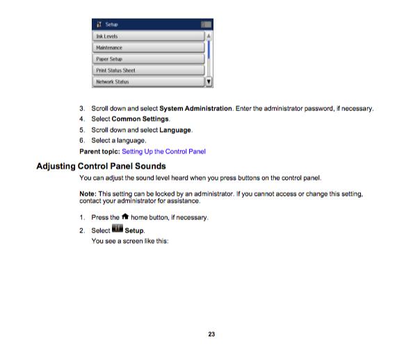 Epson Wf-3640 User Manual
