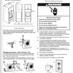 whirlpool washer manual