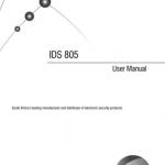 ids805 installer manual