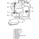 Empisal sewing machine manual
