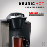 keurig manual