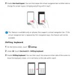 Huawei P8 manuals
