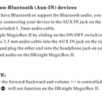 Magicbox user's manual