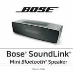 Bose manuals