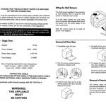 Diplomat Oven manual