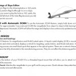 Bushnell Tour V3 user's manual