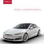 Tesla s Model handbook manual