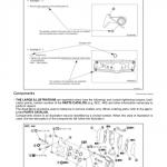 Nissan repair manual