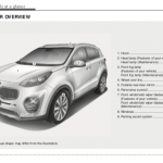 Kia user's guide