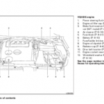 Nissan handbook user's guide