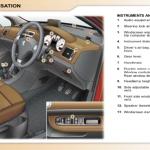 peugeot 307 owner's manual
