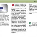 Peugeot handbook manual
