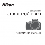 Nikon reference manuals