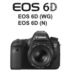 Canon EOS 6d index manual