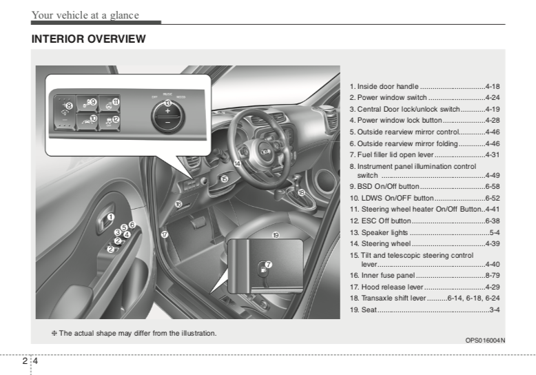 2018 Kia Soul Owners Manual Pdf Manual Guide