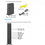 Netgear c6300 page manual