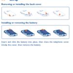 Alcatel 2001x page manual