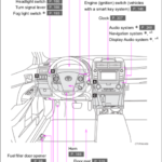 2013 Toyota Camry instruments manual