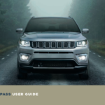 Jeep Compass home page manual